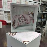 Постельное белье в кроватку для девочки. Пакунок малюка.В подарочной упаковке!, фото 3