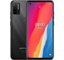 "Смартфон Ulefone Note 11P 8/128gb Black, 48+8+2+2/8 Мп, 6.55"" IPS, 4400 mAh, Helio P60 8 ядер"