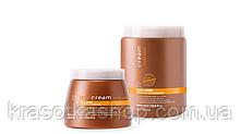 Маска увлажняющая для вьющихся волос и волос с химической завивкой ICE CREAM CURL MASK Inebrya, 500мл