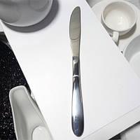 Закусочні ножі 201мм столові прилади з нержавіючої сталі