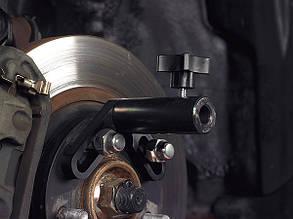 Комплект адаптеров (2шт) для регулировки УУК со снятыми колесами Hunter, фото 2