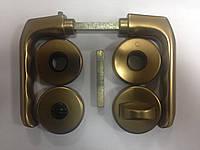 Комплект дверных ручек HOPPE London на розетках