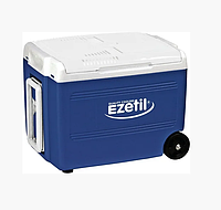 Автохолодильник 40 л Ezetil E40 M 12/230V Холодильник в машину для путешествий еды и напитков Германия