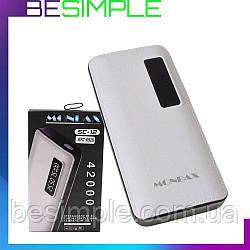 Мобільна зарядка, Повербанк POWER BANK Mondax sc-12m 42000mah