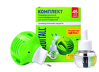 Универсальный электрофумигатор комплект защита от комаров и насекомых Mosquitall