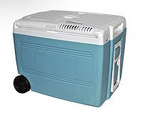 Автохолодильник 40 л Ezetil E40 R/C 12/230V EEI Холодильник в машину для путешествий еды и напитков Германия