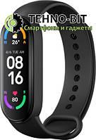 Фитнес-браслет Xiaomi Mi Band 6 Black Global UA UCRF Гарантия 12 месяцев