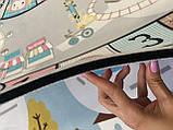 "Килим в дитячу ""Веселий квест"" утеплений килимок мат (1.5*2 м), фото 7"