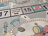 "Килим в дитячу ""Веселий квест"" утеплений килимок мат (1.5*2 м), фото 5"