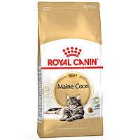 АКЦІЯ! Royal Canin Maine Coon Adult сухий корм для кішок від 1 року 10 КГ + 2 КГ корму у подарунок!