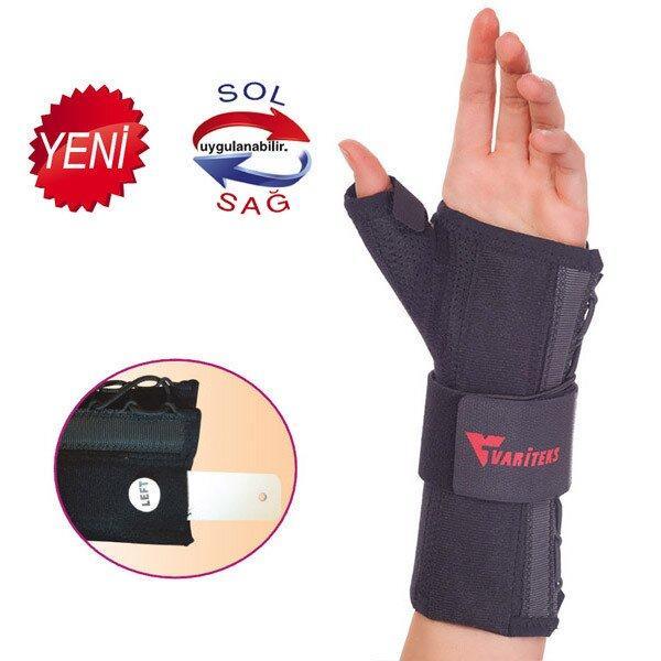 Еластичний бандаж з підтримкою великого пальця руки