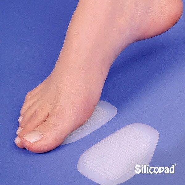 Силіконова устілка для передньої частини стопи