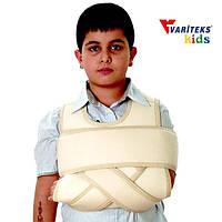 Бандаж для підтримки плеча на застібці липучці