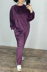 Кофта женская фиолетовая TRG 128929P