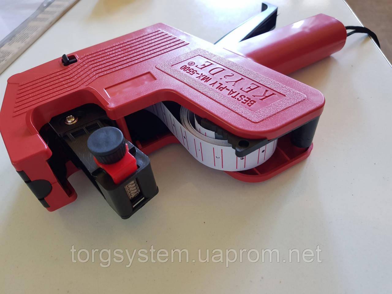 Етикет-пістолет для цінників (маркіратор)