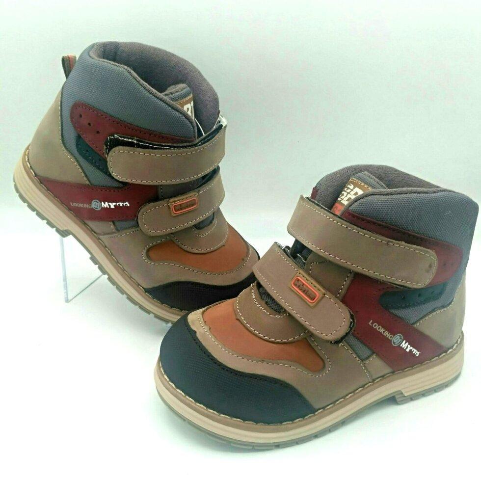 Лікувально-профілактичні ортопедичні дитячі чоботи 29