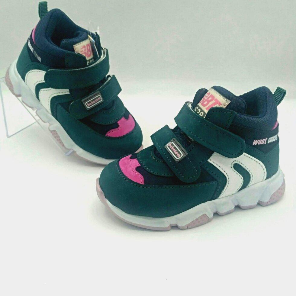 Лікувально-профілактичні ортопедичні дитячі кросівки 22