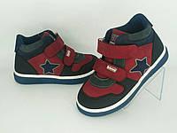 Ортопедичні дитячі кросівки на флісі Bebetom для хлопчика, фото 1