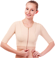 Корсет ліпосакціонний груди - руки - спина Variteks XL