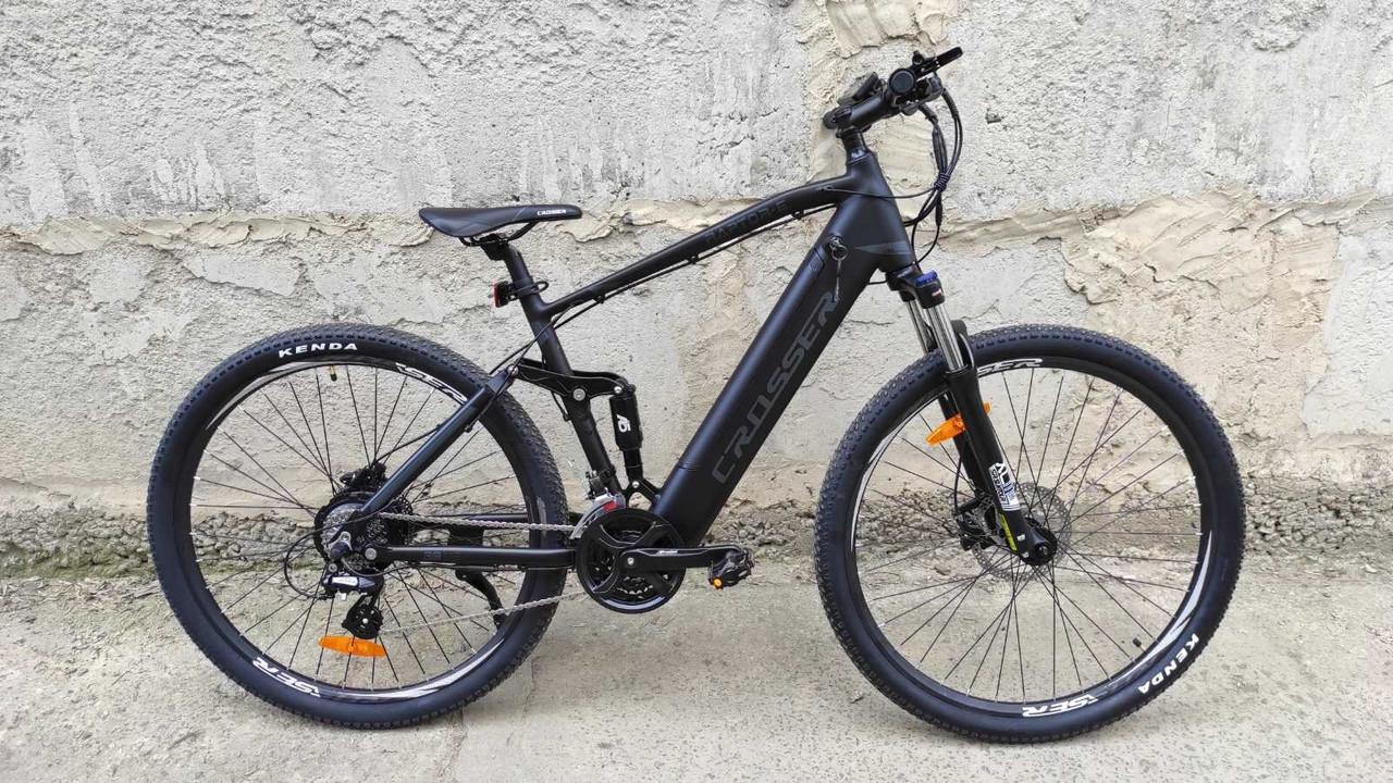 Электровелосипед 29 E-RAPTOR li-ion 13A 36V/350W, 2021