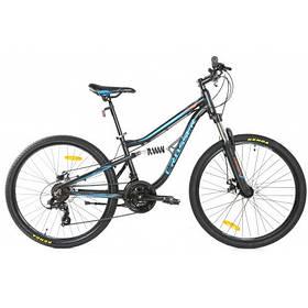 Складной двух подвесной алюминиевый велосипед Crosser Dream Folding 26 рама 16,5
