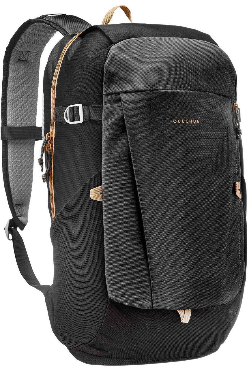 Рюкзак Quechua Arpenaz  черный 20 л