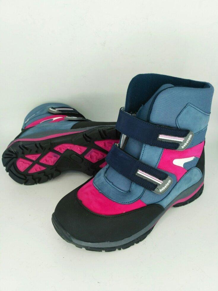 Ортопедичні дитячі зимові чоботи Bebetom 32
