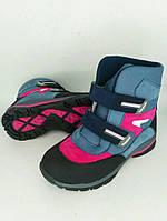 Ортопедичні дитячі зимові чоботи Bebetom 35