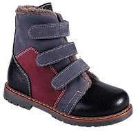 Ортопедичні зимові дитячі чоботи 32