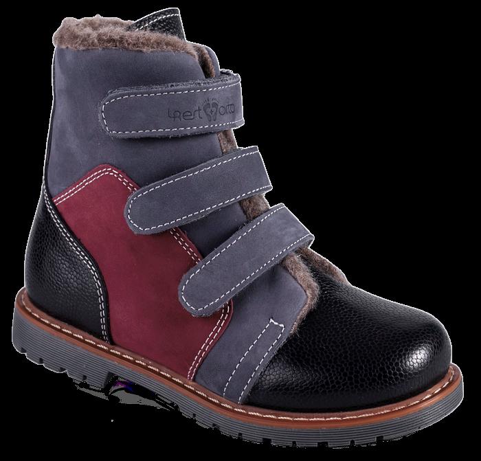 Ортопедичні зимові дитячі чоботи 34