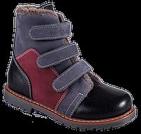 Ортопедичні зимові дитячі чоботи 36