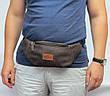Шкіряна поясна сумка Always Wild WB-01-18563, фото 5