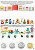 Розвиваючий зошит № 14 для дітей 6-7 років «Математика», фото 2