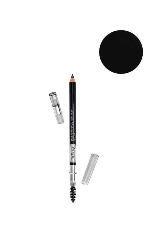 IsaDora Brow power pen Олівець для брів 01 black