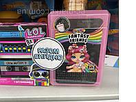 Набір-сюрприз LOL Surprise Remix Hairflip W1 + Набор Poopsie Волшебные друзья со слаймом и блестками сюрприз