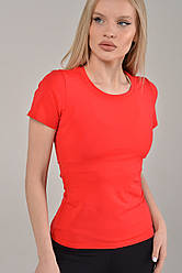 Красная спортивная футболка NV LaPerm