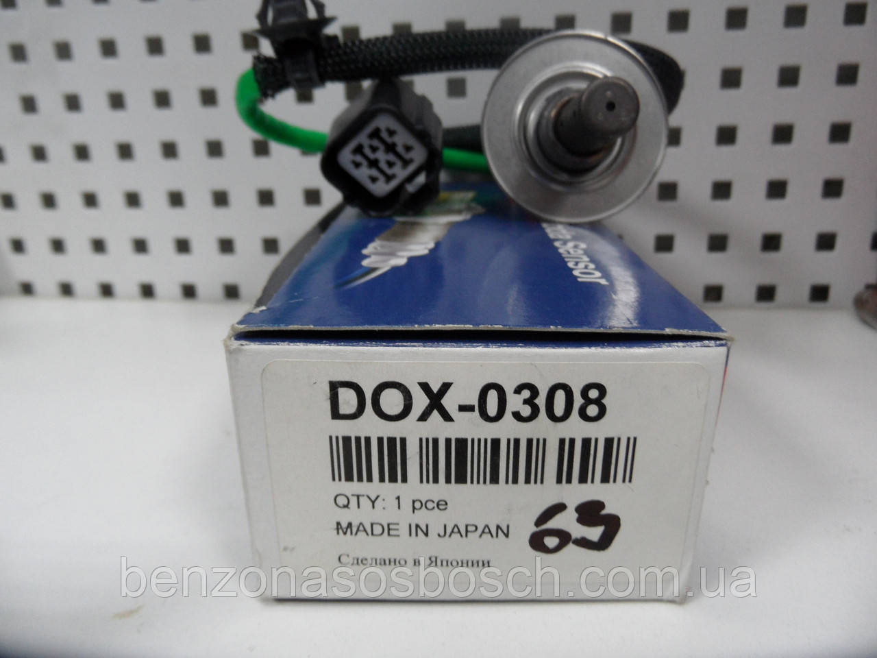 Лямбда-зонд DENSO DOX-0308, DOX0308, DOX-0361, SUBARU, IMPREZA