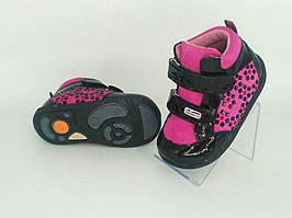 Ортопедичні дитячі кросівки на флісі Bebetom 19