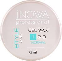 """Гель-віск """"jNOWA Professional"""" Style,нормальної фіксації 75 мл"""
