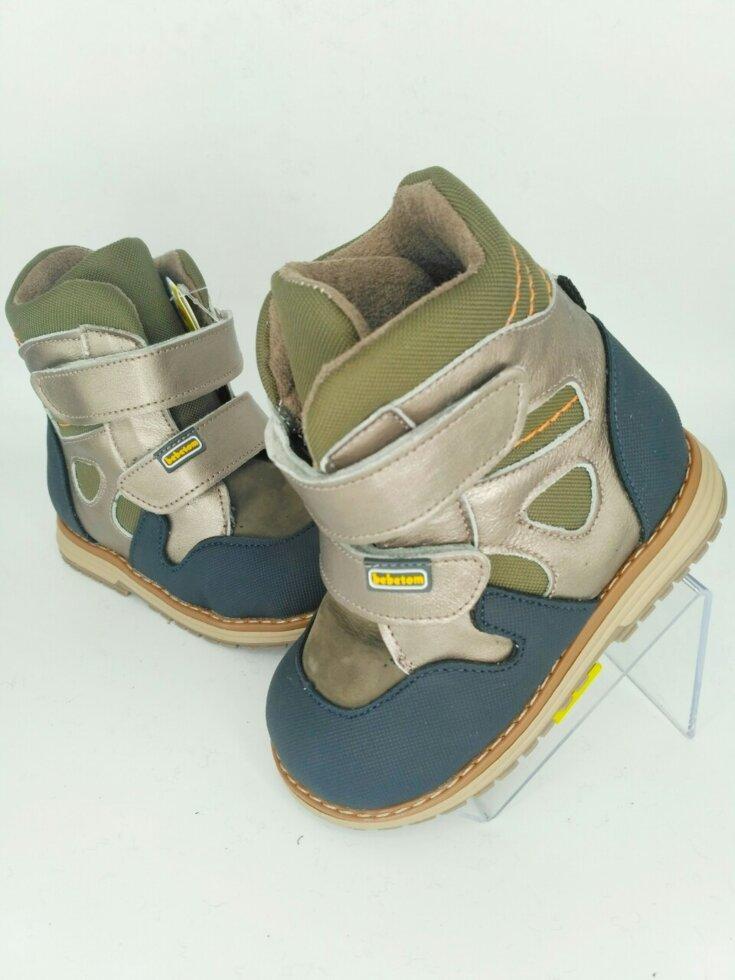 Ортопедичні дитячі зимові чоботи Bebetom 24