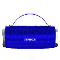 Портативная колонка Hopestar H24 blue