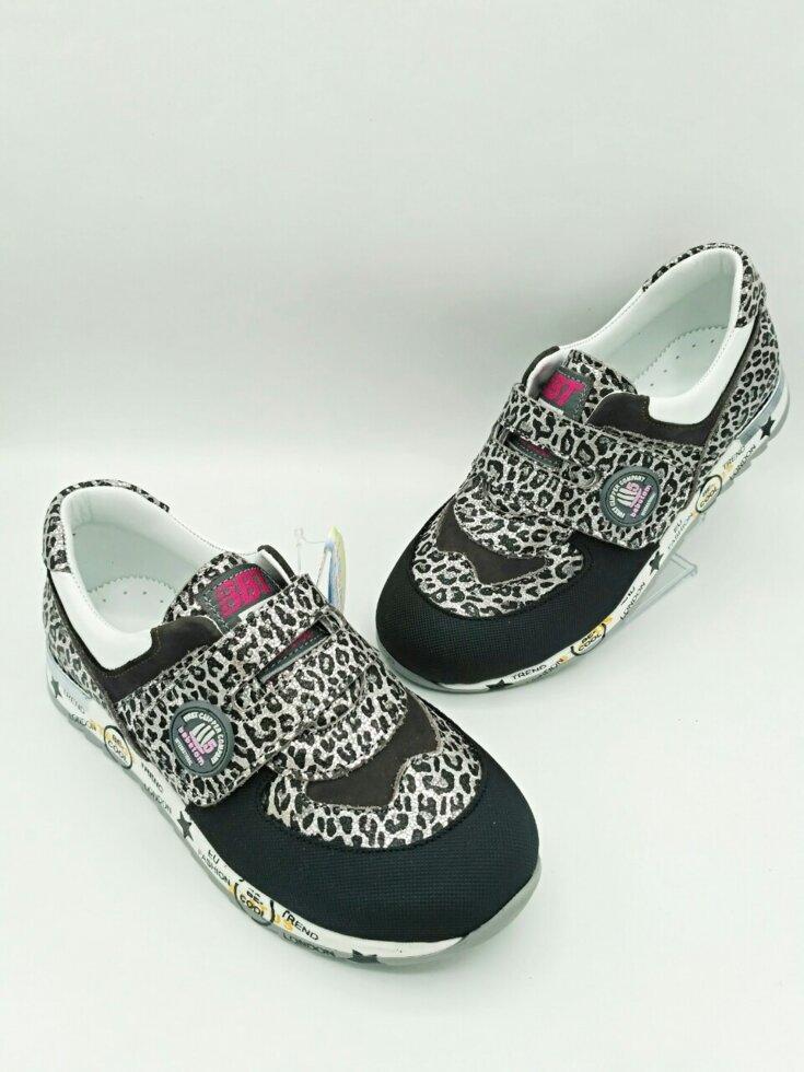 Ортопедичні дитячі кросівки Веветом для дівчинки