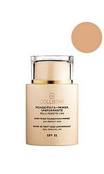 Collistar K43373 Foundation Primer Perfect Skin Smoothing 24H SPF15 TESTER - 3 sand