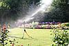 Дождеватель Presto-PS ороситель импульсный для газона металлический с резьбой 1/2 дюйма (8104), фото 6