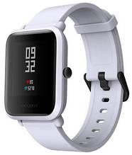 Смарт - часы Xiaomi Amazfit Bip Global с GPS, IP68. White. Умные часы A1608