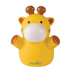 Детский ночничек Nuvita Жираф 0м+ 12см. NV6605, КОД: 2425371