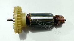 Якорь ленточной шлифмашины Stern BS 457x75 / (141х35)