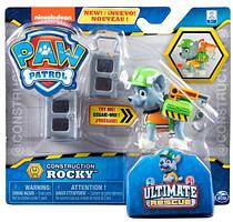 Коллекционная фигурка Spin Master Paw Patrol Рокки с механической функцией SM16655 9253, КОД: 2429923