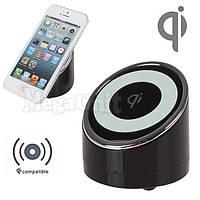 Qi Беспроводное зарядное устройство (Wireless charger) CQ07, фото 1