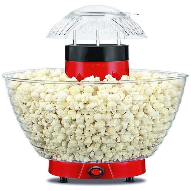 Апарат для приготування попкорну HAEGER HG-9001 домашня попкорница